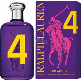 Ralph Lauren Big Pony 4 for Women Eau de Toilette 50 ml