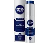Nivea Men Active Age Day Moisturiser revitalizing skin cream 50 ml