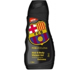 FC Barcelona Inspiration Shower Gel and Men's Shampoo 300 ml