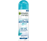 Garnier Mineral Pure Active Antibacterial 48h antiperspirant deodorant spray for women 150 ml