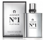 Etienne Aigner Aigner No.1 Platinum eau de toilette for men 50 ml