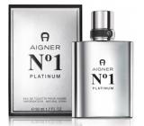 Etienne Aigner Aigner No.1 Platinum Eau de Toilette 50 ml