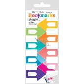 If Multi Reference Bookmarks Book Bookmarks Color 38 x 1.5 x 25 mm
