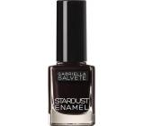 Gabriella Salvete Stardust Enamel Nail Polish 02 Deep Violet 11 ml
