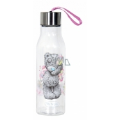 Me to You Travel Bottle - Pink Flowers