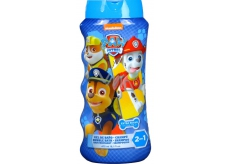 Paw Patrol 2in1 Shampoo for Hair & Body & Bath Foam for Children 475ml