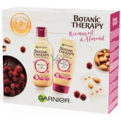 Garnier Botanic Therapy Ricinus Oil & Almond shampoo for weak hair with a tendency to fall 250 ml + balm 200 ml, cosmetic set
