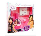 Disney Violetta eau de toilette 30 ml + prasten + block for children gift set