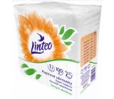 Linteo Satin paper napkins 33 x 33 cm 100 pieces white