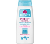 Dermacol Perfect Cleanser 2v1 cleansing and cleansing lotion 200 ml