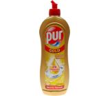 Pur Gold Lemon 700 ml dishwashing detergent