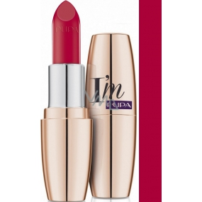 Pupa Paris Experience I m Pure Color Lipstick Lipstick 001 Sweet Plum 3.5 g