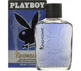Playboy King of The Game After Shave Water for Men 100 ml