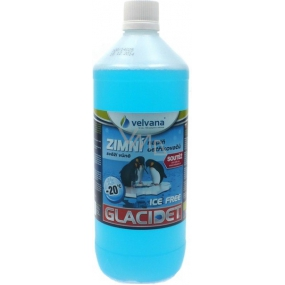 Velvana Glacidet Ice Free - 20 ° C refill for washers 1000 ml winter fresh scent