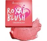 Rimmel London Royal Blush Cream Blush Blush 003 Coral Queen 3.5 g