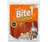 Brit Lets Bite Chicken breast fillet for dogs 400 g