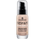 Essence Fresh & Fit Awake make-up 40 Fresh Sun Beige 30 ml