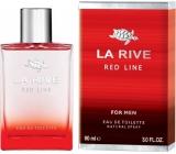 La Rive Red Line for Men Eau De Toilette Spray 90 ml