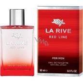 La Rive Red Line Eau de Toilette for Men 90 ml