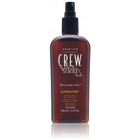 American Crew- Alternator hair spray for hairstyle, for all hair types, medium fixation for men 100 ml