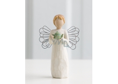 Willow Tree - The Angel of Your Kitchen - The Heart of Comfort among Friends The Willow Tree Angler's Figure, 13.5 cm high.