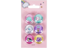 Albi Cats Magnet Set 6 pieces