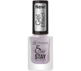 Dermacol 5 Day Stay Gel Effect long-lasting nail polish with gel effect 31 Bijoux 12 ml