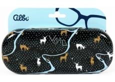 Albi Original Case for glasses glasses Jelinek 15.7 x 6.2 x 3.2 cm