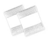 Ditipo Ribbon cobweb silver 2 mx 75 mm