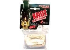 Fire Knot cotton flat length 100 cm diameter 2.2 cm