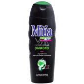 Mitia Men Diamond 2in1 shower gel and hair shampoo 400 ml