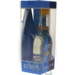 Alpa Francovka francovka 60 ml + massage gel 100 ml + massage cream 40 g, cosmetic set