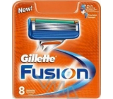 Gillette Fusion spare head 8 pieces