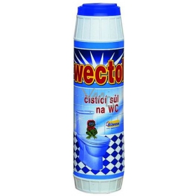 Wectol Wc cleaning salt powder preparation for removing ferric calcium deposits, stains and odors 500 g