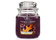 Yankee Candle Autumn Glow Classic medium glass 411 g