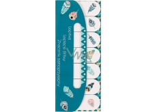 Albi Feather Stickers 7 x 20 pieces