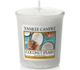 YANKEE COTTON Votive Coconut Splash 3808