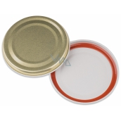 Omnia lids for preserving fruit, vegetables and meat OM 68 small 20 pieces