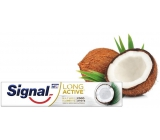 Signal Long Active Naturals Elements Coco White 6+ toothpaste 75 ml