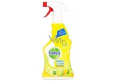 Dettol Citron & Limetka antibacterial multipurpose spray 500 ml sprayer
