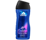 Adidas UEFA Champions League Victory Edition 250 ml men's shower gel