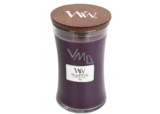 WoodWick candle glass large Fig 4902