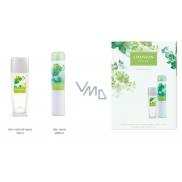 Chanson d Eau Original 75 ml Women's scent deodorant glass + 200 ml deodorant spray gift set for women