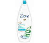 Dove Hydrating Care shower gel with aloe and birch water 250 ml