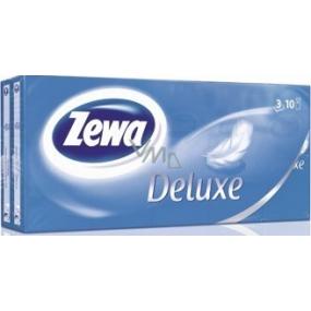 Zewa Deluxe handkerchiefs 3-layer 10 x 10 pieces