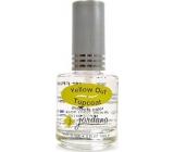 Jordana Nail Protection before yellowing Yellow Out Topcoat 402 15 ml