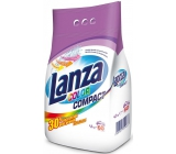 Lanza Color Compact washing powder for colored laundry 60 doses 4.5 kg