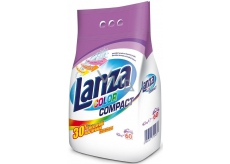 Lanza Color Compact washing powder for colored laundry 60 doses of 4.5 kg