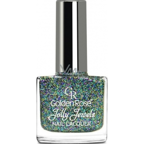 Golden Rose Jolly Jewels Nail Lacquer nail polish 106 10.8 ml