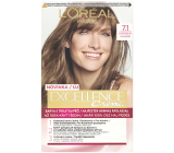 Loreal Paris Excellence Creme hair color 7.1 Blonde ash